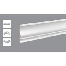 Карниз ЛДФ UltraWood CR 001 80 х 75мм (длина 2,44м)